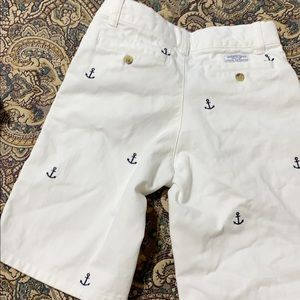 Janie and Jack Bottoms - White shorts